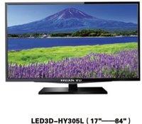 mince lunette achat en gros de-Un téléviseur à DEL haute définition 3D 1920 * 1080 HD ultra-fin et ultra-fin à encastrer ultra-fin et économe en énergie avec une réaction rapide