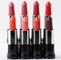 Wholesale vampire cosmetics online - Vampire s Kiss Lipstick Rouge A Levres Makeup Lipsticks Vampires Kiss Rose Red Brand Lip Gloss Cosmetics g Colors DHL