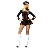 Wholesale sexy police woman costumes for sale - xingfu2014 Adult Sexy Sailor Costume Women Cosplay Anime Navy Uniform Fancy Dress Halloween Carnival Games Role Play Costumes