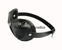 Wholesale sex eye mask - Circular BDSM Sex Sleep eye Mask Blindford Adjustable Style Sex Play Game Bondage Products