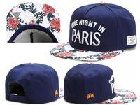 Wholesale Hip Hop Snapbacks For Women - 2016 New Brand cap PARIS snapbacks hats baseball Hat For Men Women Casquette Masculino Sport Hip Hop Fashion sun hats bone gorrs caps bule
