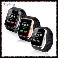 GT08 SmartWatch Bluetooth guarda il telefono mini SIM anti-perso per i telefoni Android I Phone6s / 7/8 Plus X IOS liberano il trasporto