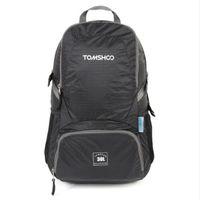 Wholesale Foldable Outdoor Tables - 30L Climbing Bag Foldable Backpack Women Men Sports Bag Outdoor Waterproof Shoulder Rucksack Travel Camping Hiking Bag