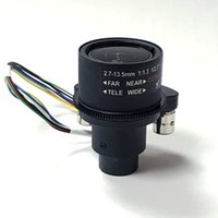 auto-zoom-kameras cctv großhandel-Großhandels- Motorisierter Zoom-Auto-Fokus 2.7-13.5mm 1 / 2.7