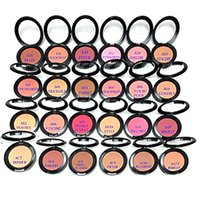 Wholesale Single Blush Brush - 2016 New Branded Blush Peachtwist Makeup Blush for Women 24colors No Mirrors No Brush 6g