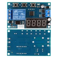-40-125 Grad Celsius 12V Digital-Thermostat Temperatursensor-Steuer-Switch-Modul mit Sonde