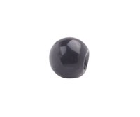 Wholesale Sew Button Sizes - New Fashion 100PCS Black Beige Faux Pearl Button Beads 12mm Sewing DIY ( 3 sizes ) for sale