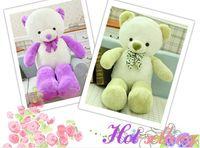Wholesale Life Sized Stuffed Animals - 100cm plush stuffed animal giant teddy bear life size candy bear christmas gift with high quality bmnuyv6ku