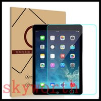 Per Ipad PRO 9.7 aria 2 3 4 5 6 mini vetro temperato Screen Protector ditta guardia mini4 Scratch Explosion AIR2 Proof