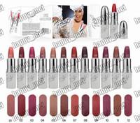 Wholesale Lipstick Factory - Factory Direct DHL Free Shipping New Makeup Lips NO:865 Patrick Starrr Matte Lipstick!!3g