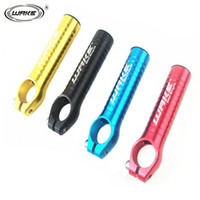 Road Mountain Bike MTB Bar End Liga de alumínio Folding Bicycles Handlebar Handle Bar Ends Parts de bicicleta