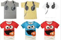 Wholesale Foreign Money Clothing - 2016 foreign hot money children's clothes in summer Ma Doo children's cartoon T-shirt children's clothing wholesale