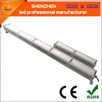 Wholesale Linear Pendant - 50w 100w 150w 200w 250w 300w 400w 500w IP65 LED Linear Trunking System Pendant High Bay Linear LED Light
