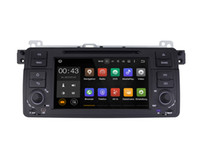 Wholesale Car Radio Bmw E46 Android - 7'' Quad Core Android 5.1.1 Car DVD Player For E46 1998-2001 E46 2002-2006 M3 1998-2006 318 320 330 335 For BMW