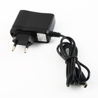 Wholesale Eu Charger For Dsi - 1.2M 5V 500mA Wall Charger for Nintendo for DSi for NDSi LL XL 3DS Home AC Power Adapter Travel Charger EU US Plug