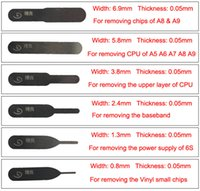 Wholesale 1 Set pieces Graver Blades of Art Knife Taiwan Jingliang Brand Mobile Phone Repair Tools For Removing Chips CPU Baseband Vinyl