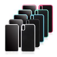 cep telefonuna dayanıklı toptan satış-Ultra-ince İnce telefon kılıfı Için iPhone X 8 8 P Cep Telefonu Koruyucu Kapak Darbeye Dirty OPP TORBA ile Dayanıklı