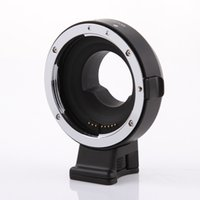 Wholesale Om D - EF-MFT Electronic Adapter for Canon EOS EF-S lens to Micro 4 3 M4 3 GH3 GH4 OM-D