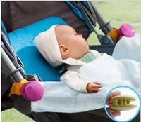 Wholesale Hair Blanket - Baby Stroller Hooks Kids Blankets hooks Children Kids Hair Accessories KSH01