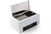nägel sterilisator großhandel-Freies Verschiffen Werkzeuge Sterilisator-Fachmann-Sterilisator-Kasten-Nagel-Kunst-Salon-tragbare sterilisierende Werkzeug-Schönheits-Maniküre