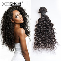 Wholesale Loose Wavy Russian Hair - Cheap Brazilian Wavy Hair Products Virgin Hair 10 Bundles Wet And Wavy Virgin Peruvian Hair Queens Hair Products loose Curly Brazilian Hair