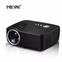 Großhandels- MEVR GP70 1200 Lumen HD LED HDMI USB-Video Digital Heimkino-beweglicher HDMI USB LCD DLP Film Pico LED Miniprojektor