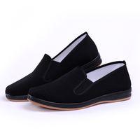 Wholesale Beijing Summer - Wholesale- Plus Size 35-45 Fashion Women Shoes Old Beijing Flats Casual Shoes Style Cloth shoes woman