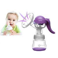 Wholesale Feed Pump - 150ML Breast Pump Feeding Pump Baby Milk Silicon PP Material BPA Free Milk Bottle Baby Care Infant Feeding 2112007