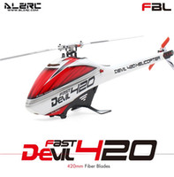 Wholesale Helicopter Gasoline - ALZRC Devil 380 FAST RC Helicopter Super Combo