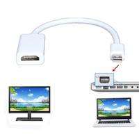 ingrosso apple imac pro-Cavo adattatore convertitore video 1080P HDMI HDTV per Apple MacBook Pro Air iMac TV