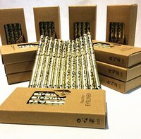 Wholesale Real Pen Eyeliner - 2016 Hot Leopard Real Pen Eyeliner Waterproof Black free shipping