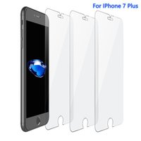Wholesale Iphone Factory Protector - High Quality Tempered Glass Screen Protector for Iphone 7 Plus 2.5D Anti Fingerprint for Iphone 5 6 6s 7 Mixed Factory Ship--YH0073