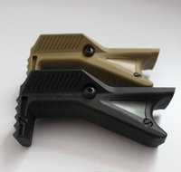 Wholesale M4 Tan - Arriva cobra tactical fore Grip For Hunting for m4 -airsoft black tan