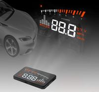 obd araba ekranı toptan satış-Auto Car HUD X5 3