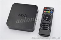 MXQ Android TV Box Quad Core Amlogic S805 MXQ Media Player H.265 15,2 Pré-instalado Atualização Smart TV Box Google TV