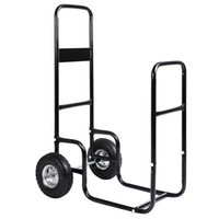 Wholesale Rack Roll - Firewood Carrier Wood Mover Hauler Fire Rack Caddy Cart Dolly Rolling