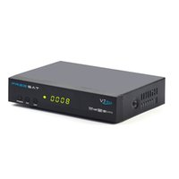 Wholesale FREESAT V7 Max Satellite Receiver with a WIFI P FULL HD DVB S2 Support Cccam Newcam YouTube Youporn