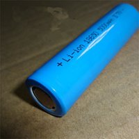 Wholesale Use Flashlight - High quality 18650 li-ion battery, 18650 5000mAh Blue battery flat lithium battery, can be used in bright flashlight and so on.