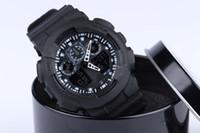 Wholesale Pulsera Reloj - wristwatch Watch relogio reloj de pulsera, watches dual display military army watch G100 sports digital , free shiping