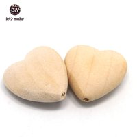 Wholesale Decorate Wedding Cards - Wholesale-100Pcs 21*21mm Style Mini wood love hearts to decorate Booking Craft Card Wedding Decorating Free Shipping