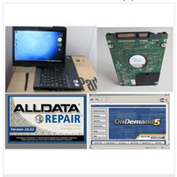 2017 software alldata e mitchell alldata 10.53 + mitchell on demand in 1TB HDD installato bene Laptop 2GB X200T pronto a funzionare