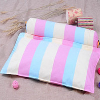 Wholesale Neck Protecting Pillow - Buckwheat Husk Pillow Washable Cloth Neck Health Square Circle Combined Pillows Repair Spine Cervical Protect Multi Color 16 5zm D R