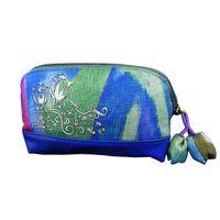 Wholesale Korean Style Lady Hobo Handbags - Clutch bag handbag coin case wallet change purse cosmetic bucket bags colorful national bag Cute Lady bag