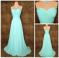 Wholesale Size 18 Purple Dress - Real Photo 2016 Cheap Sweetheart Teal Pleated Chiffon Bridesmaid Dresses Party Gowns Custom Size 2 4 6 8 10 12 14 16 18