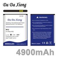 Da Da Xiong 4900mAh M52 Battery for Mlais M52 Battery