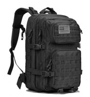 Wholesale Large Molle Pack - Military Tactical Backpack Large Army 3 Day Assault Pack Waterproof Molle Bug Out Bag Rucksacks Outdoor Hiking Camping Hunting