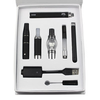 Wholesale atomizer oil mt3 resale online - 4in1 Vaporizer kit Multi atomizer MT3 ce3 cartridge wax dry herb thick oil e liquid BUD TOUCH BATTERY DHL FREE