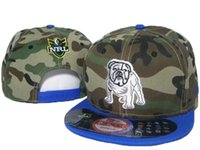 Wholesale Cheap Wholesale Camo Hats - Cheap NRL camo cap wholesale all kind snapback caps and hats rugby hat Free shipping mix order drop shipping