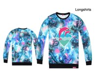 Wholesale White Pink Dolphin Sweatshirt - New Arrival Leather Patchwork Hoodies Men Decoration Male Pullover Casual Sport Sweatshirt Men Hoodie Pink dolphin thin round neck sweater