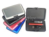 cargador moq al por mayor-CE3 Vape Cartucho de Aceite Ecig Vaporizador Kit Bud Touch Batería Pluma 280 mah eGo Cargador Caja de regalo de atomizadores para fumar 10pcs MOQ Por paquete electrónico